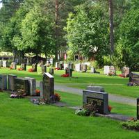 Jurvan uusi hautausmaa