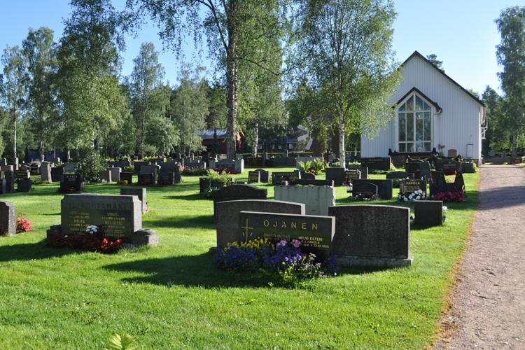 Jalasjärven hautausmaa