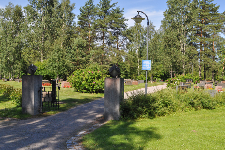 Koskuen hautausmaa