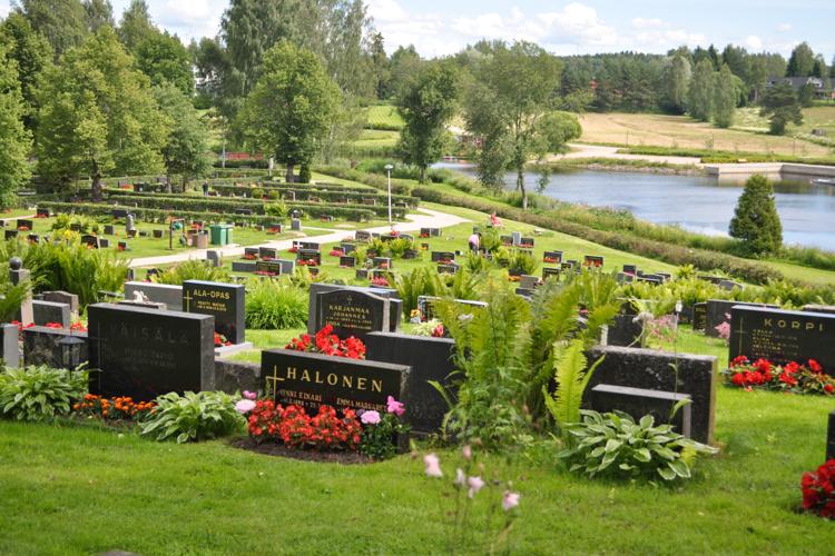 Kurikan hautausmaa