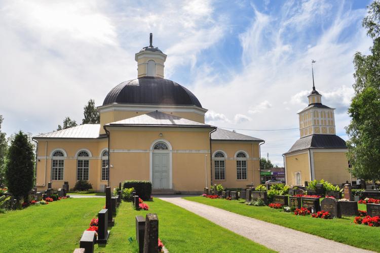 Kurikan kirkko